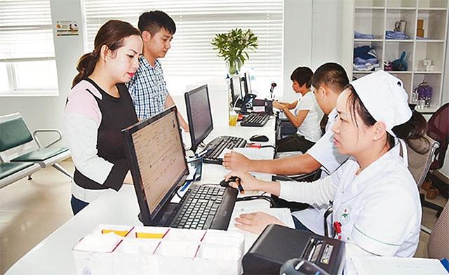 Triển khai hồ sơ bệnh án điện tử tại các bệnh viện